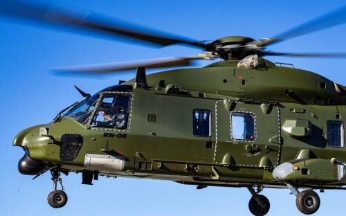 Dark Blade 2019. 25 hélicoptères européens en exercice en Tchéquie