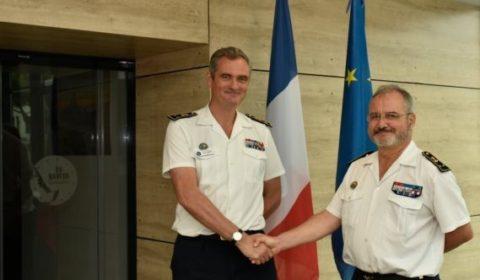 Le contre-amiral Larreur nommé numéro 2 de l'opération EUNAVFOR Atalanta