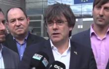 Les indépendantistes catalans pas tout à fait bienvenus au Parlement européen (V2)