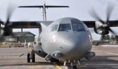 Un avion italien rejoint l'opération Sophia