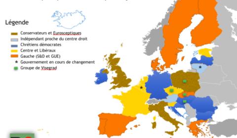 Un Conseil européen fractionné en quatre minorités de blocage