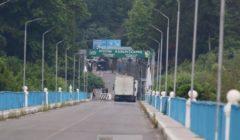 Point de passage en Abkhazie restreint. Les observateurs européens inquiets