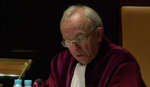 L'avocat général Yves Bot est décédé
