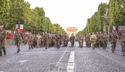 Les coopérations européennes à l'honneur du 14 juillet