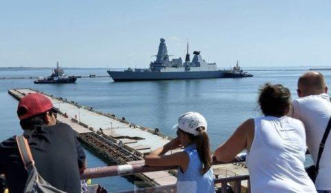 Une patrouille de l'OTAN en Mer noire. Acte non anodin