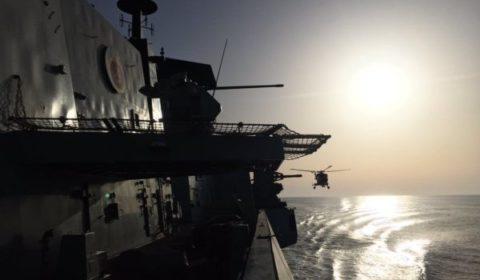 Londres veut une force 'européenne' de protection maritime dans le Golfe. Les Français répondent présent