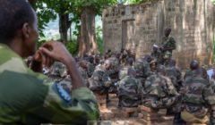 1000 nouvelles recrues entament leur formation « toutes armes » en Centrafrique