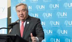 L'incurie libyenne, la passivité européenne. Le secrétaire général de l'ONU António Guterres dénonce