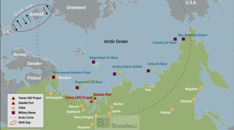 La stratégie de la Russie en Arctique : une remilitarisation qui coûte cher