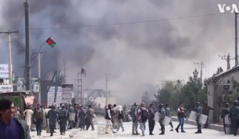 La Roumanie paie cher son engagement en Afghanistan. L'ambassade attaquée à Kaboul