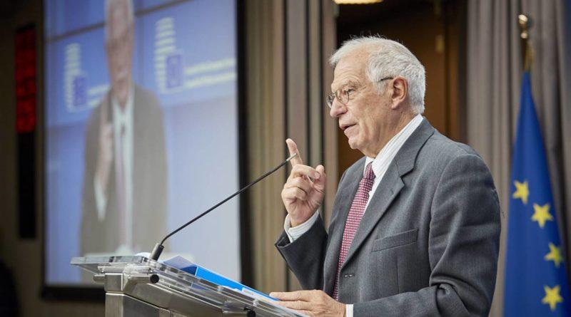 Le voyage à Moscou de Josep Borrell : légitime, nécessaire, utile ?