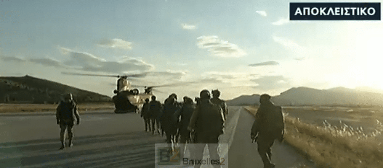 Sahel. La Grèce s'engage dans Takuba aux côtés des Français - B2 Le blog de l'Europe géopolitique