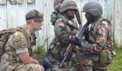 Formation franco-britannique au Liberia