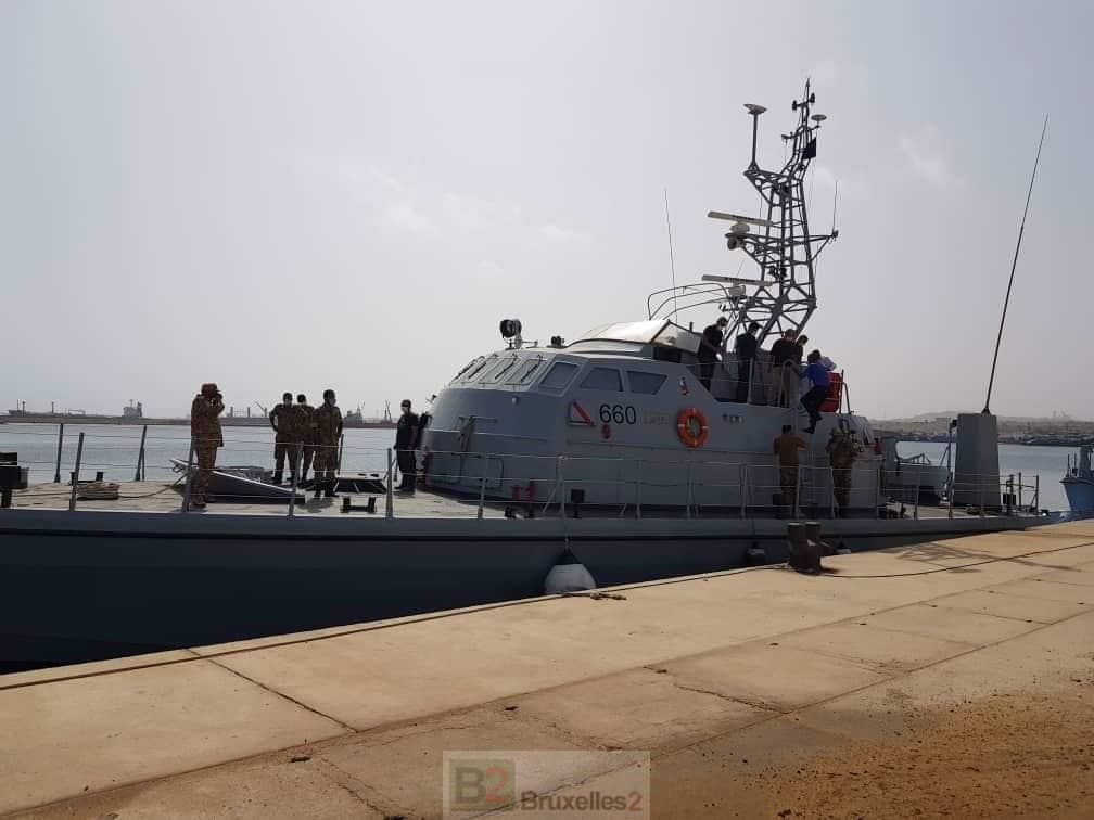 La formation des garde-côtes libyens : aux mains des Turcs ? Mauvais signal pour les Européens - B2 Le blog de l'Europe géopolitique