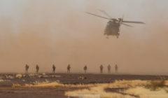 L'opération Panga et Bayard près du Burkina Faso