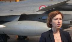 En cas d'attaque cyber en opération, la France répliquera (Florence Parly)
