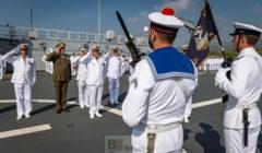 (B2 Pro) Prendre le commandement d'Euromarfor : c'est stimulant (VAE Jean-Philippe Rolland)
