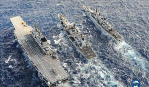 La présence maritime coordonnée. Un nouveau concept européen ? Explications