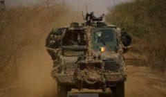Un groupe de forces spéciales européennes au sein de Barkhane. Cela avance lentement