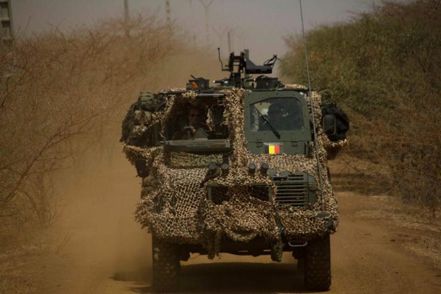 A European special task-force inside Barkhane. Working in (slow) progress