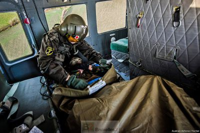 Evacuation médicale