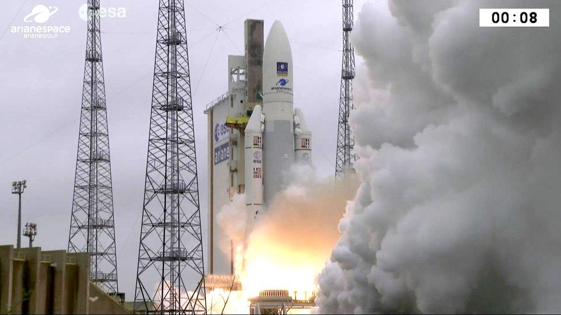 Quatre satellites de plus pour Galileo - B2 Le blog de l'Europe politique
