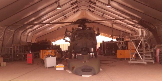 Crash de l'hélicoptère allemand en 2017 au Mali : une erreur humaine des mécanos d'Airbus