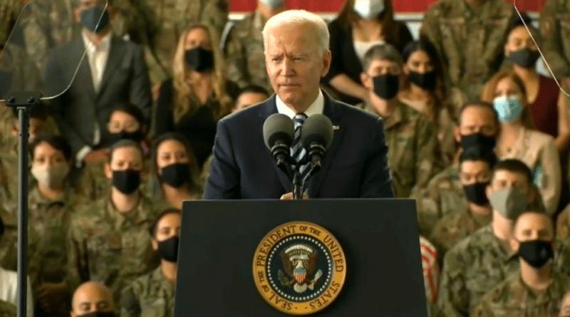 L'Alliance atlantique en pleine forme avec Joe Biden. La France prise à revers