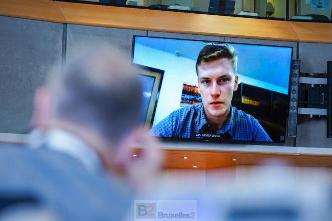 Biélorussie. Les opposants persécutés, intimidés, violentés - B2 Le blog de l'Europe politique