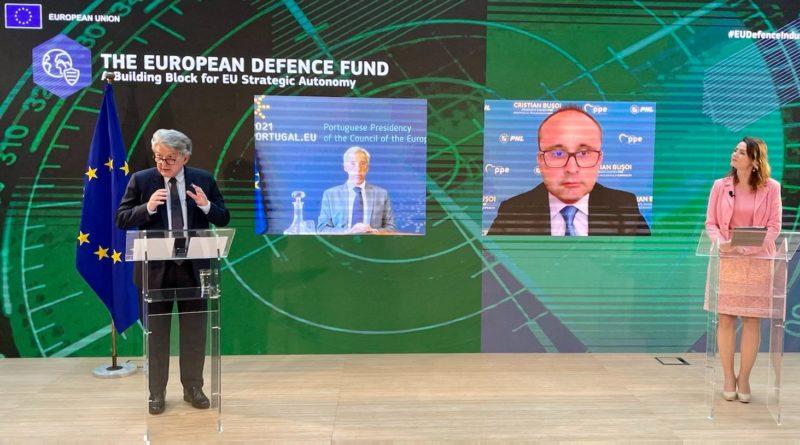 Le Fonds européen de défense : est-ce un changement de paradigme ?