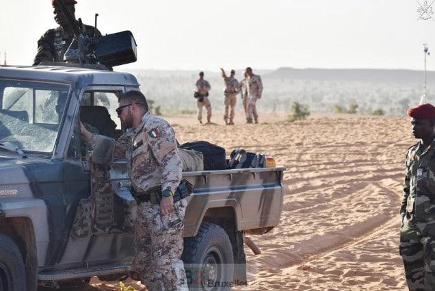 Les Italiens entrent dans la task-force Takuba au Mali et se déploient dans le Golfe de Guinée