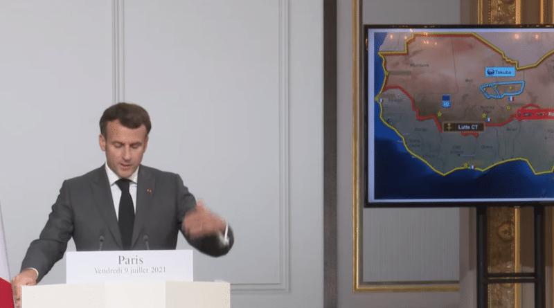 L'opération Barkhane reconfigurée sur trois piliers. La menace est au Sud, cap sur le Niger dit Emmanuel Macron