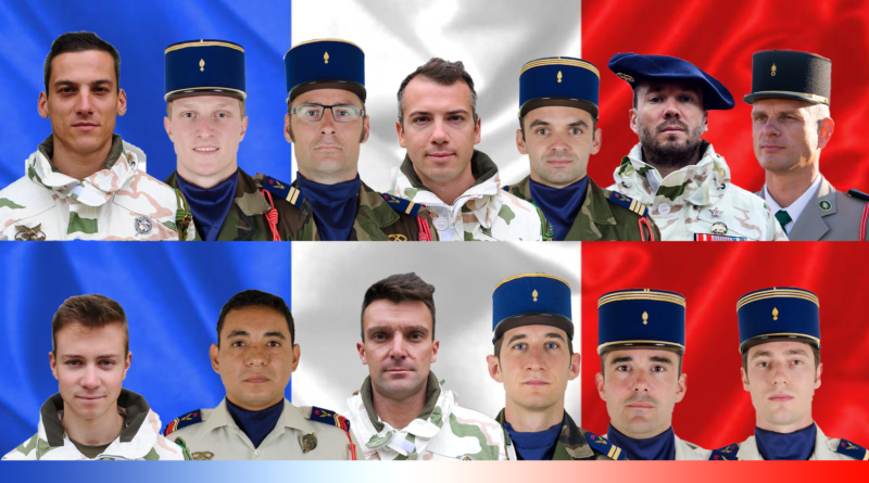 Treize militaires français tués au Mali dans un crash d'hélicoptères (v5)