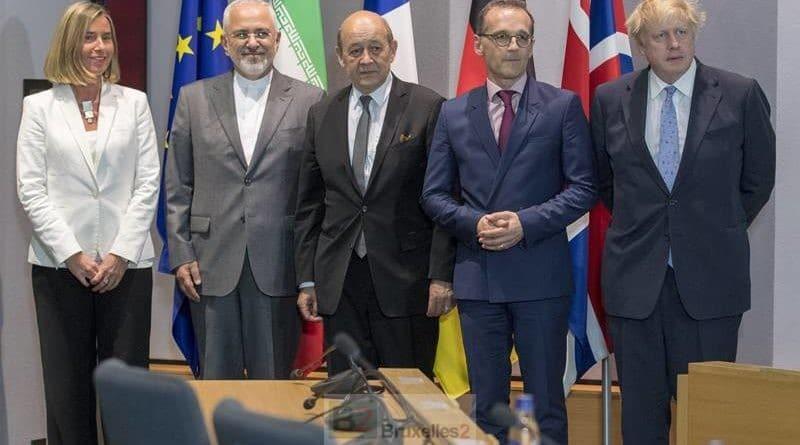 L'accord sur le nucléaire iranien. Des Européens droits dans leurs bottes