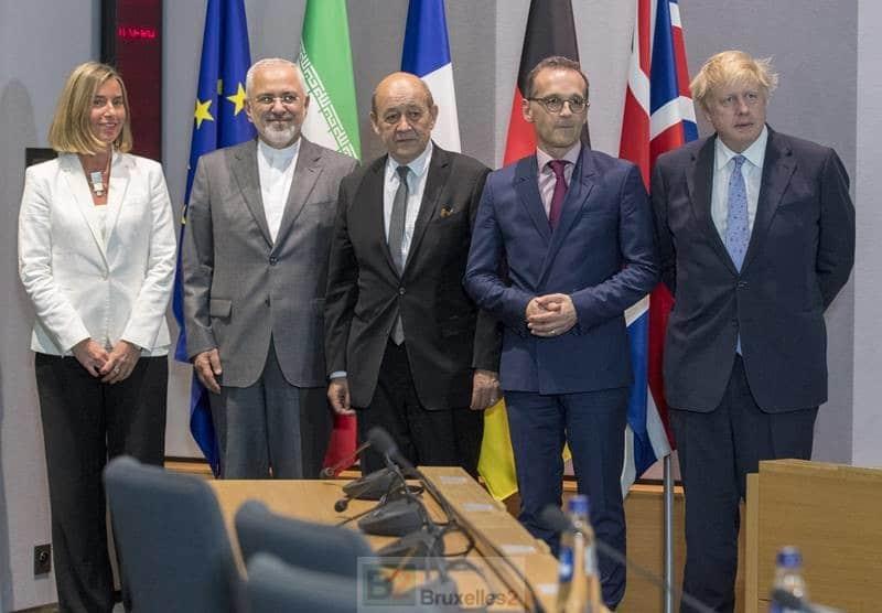 L'accord sur le nucléaire iranien. Des Européens droits dans leurs bottes - B2 Le blog de l'Europe géopolitique