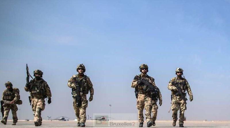 Coalition contre Daech. Le personnel non nécessaire évacué. Les Européens quittent Bagdad et certaines bases d'Irak (v3)